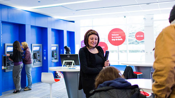 BMO launches Smart Branches concept in Calgary, Edmonton