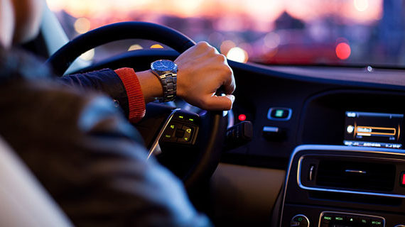 Guidelines for a driver suffering ADHD