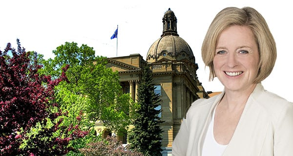 Notley working to get Alberta off the boom-and-bust roller-coaster