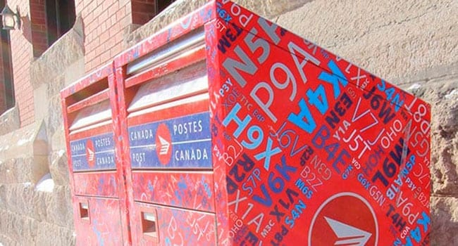 Canada Post is keeping bad company
