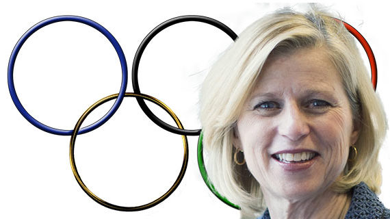 Mary Moran to lead 2026 Calgary Winter Games bid group