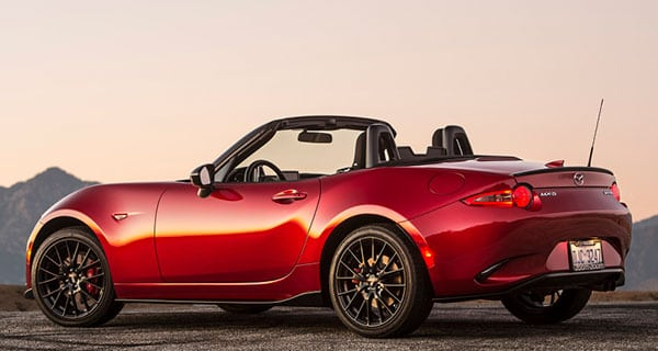 Is The Mazda MX 5 The Greatest Sports Car Ever Made?