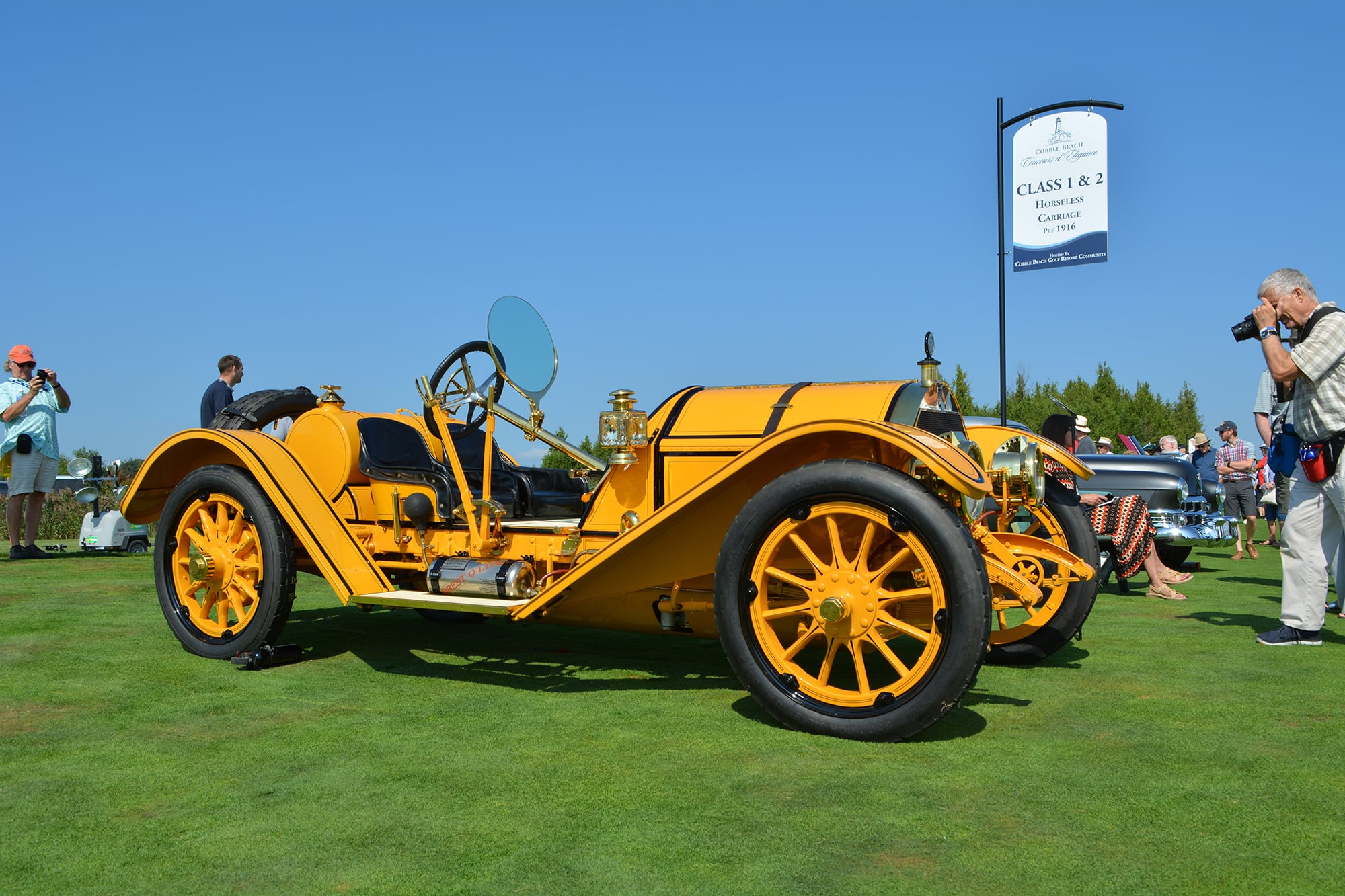 1913 Mercer J35 Raceabout