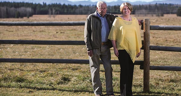19,000-acre ranch donated to U of C's Faculty of Veterinary Medicine