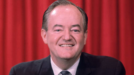 Hubert Humphrey's futile dash for Presidential power