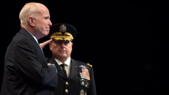 John McCain's legacy of public service and sacrifice