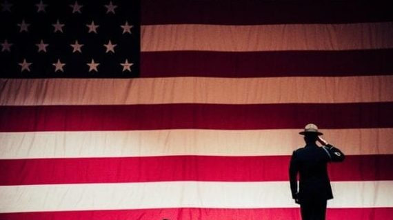The increasing – and disturbing –militarization of U.S. sports