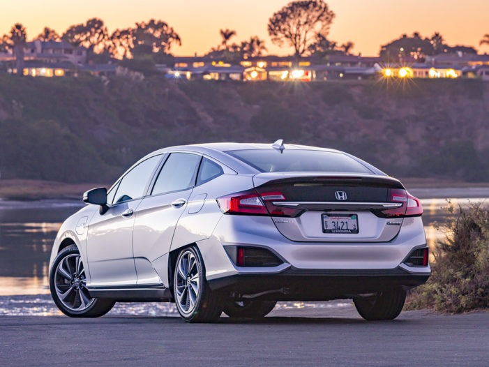 Honda's latest hybrids hit the mark