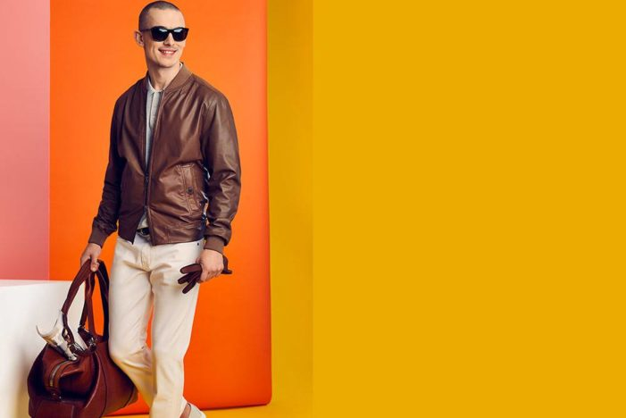 Staying at the forefront of the evolution in menswear