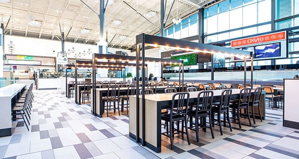 CF Chinook Centre unveils new Dining Hall