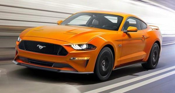 Mustang EcoBoost
