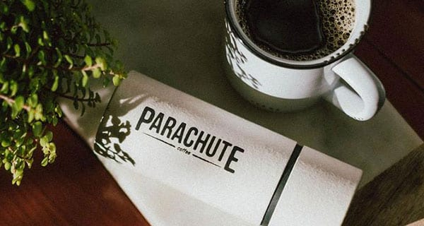 Parachute Coffee ships fresh-roasted coffee directly to consumers