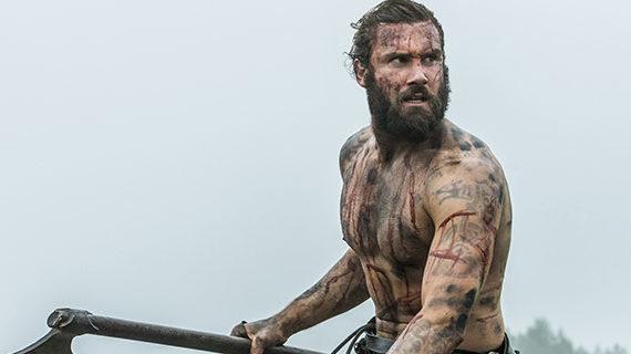 TV's Vikings is good fun and semi-reasonable history