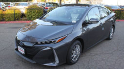 Toyota Prius Prime leads the pack to an electric future