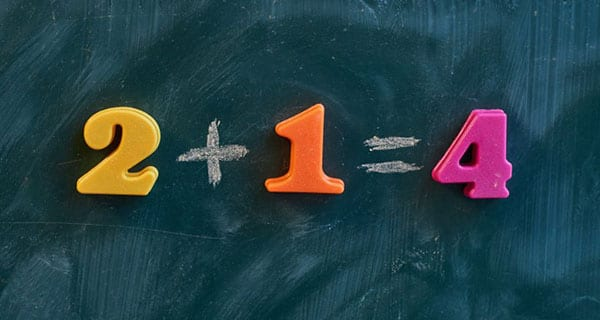 Exposing the flaws in discovery math
