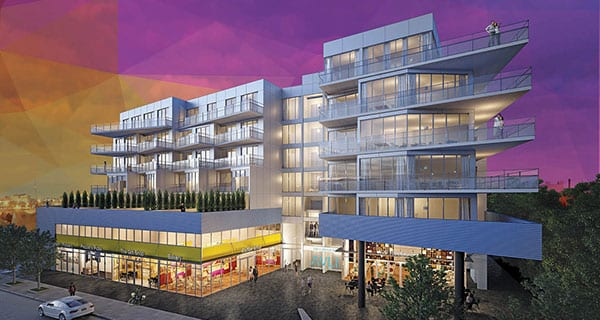 Green Line LRT a boost for Inglewood condo project