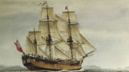 Endeavour's voyage of enlightenment added a hemisphere to the world