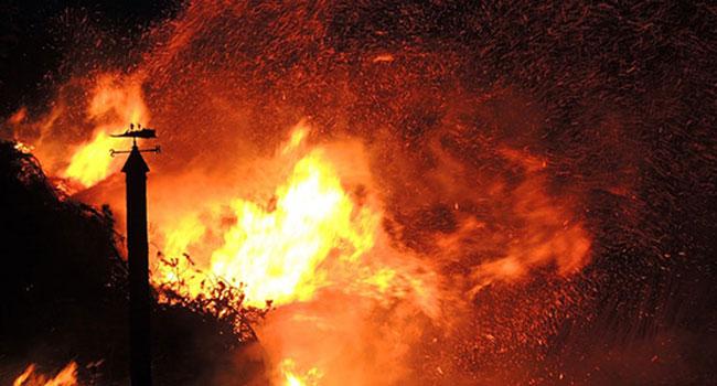 Cool the foolish rhetorical wildfires