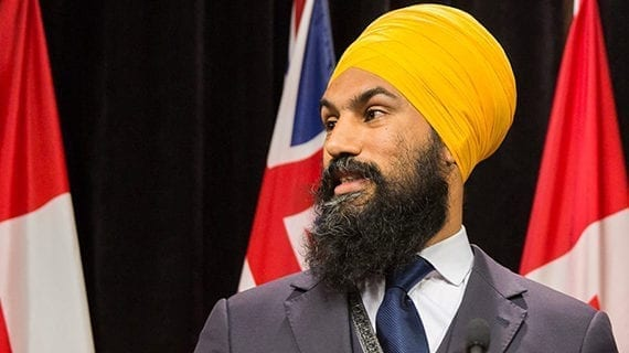 Jagmeet Singh's political future keeps twisting and turning