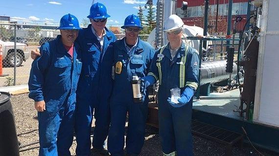 Calgary-based company develops innovative LNG technology