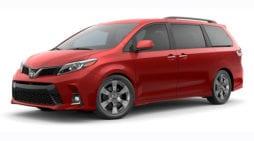 Why driving the 2019 Toyota Sienna minivan makes so much sense