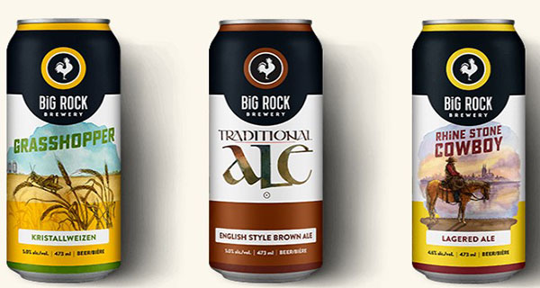 Big Rock Brewery swings to net income in 2018