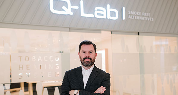 Q-Lab new name for stores selling IQOS tobacco product