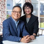 Wayne and Eleanor Chiu