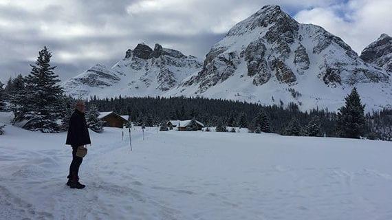 Exploring the wonder of Assiniboine's ski mecca