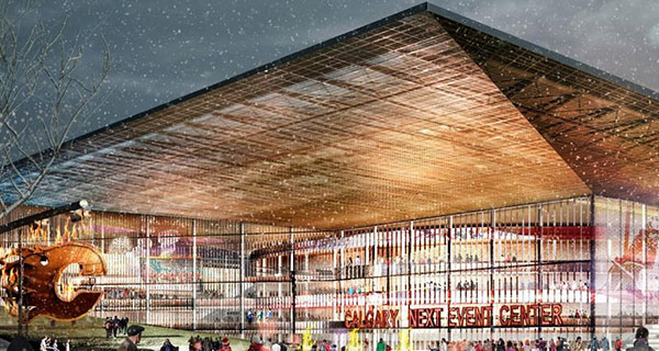 Here's what Calgary's new arena might look like