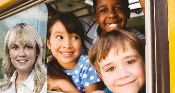 Caring and compassionate transport for special needs students