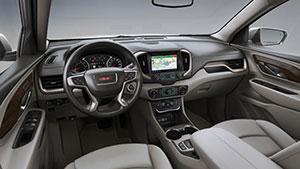 GM Terrain interior