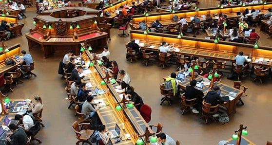 Zombie apocalypse in higher education