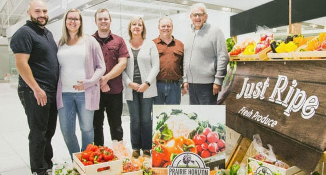 Fresh produce market to set up at New Horizon Mall