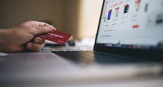 Shop safely online without using your credit card numbers