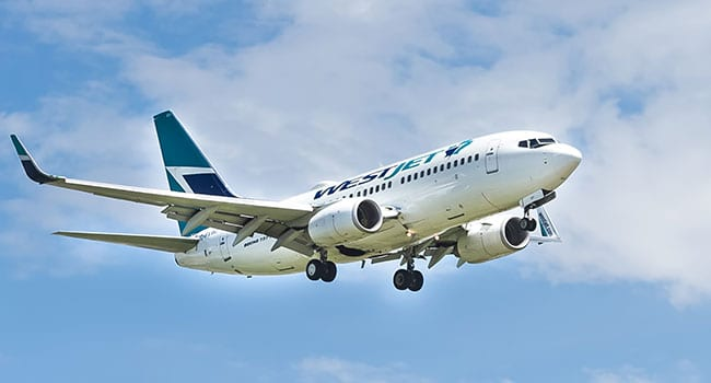 WestJet adds non-stop flights between Calgary, Rome