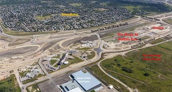 Costco to anchor new development on Tsuut'ina Nation