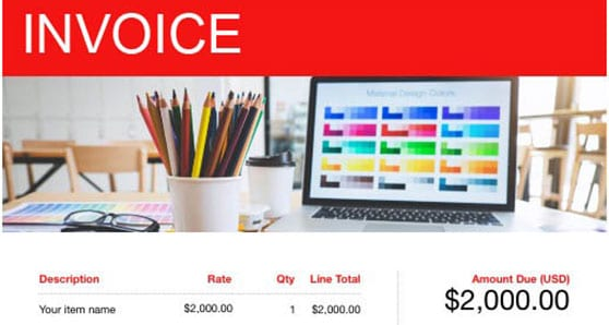 Invoices for Graphic Designers and Tips to Help Prepare Them