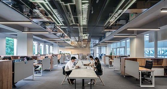 Calgary suburban office space vacancy drops