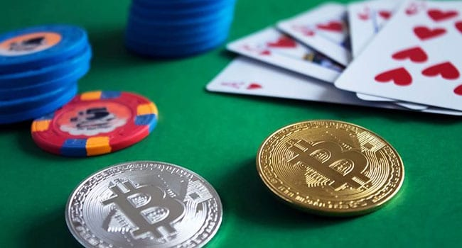 is gambling with bitcoins illegal tender