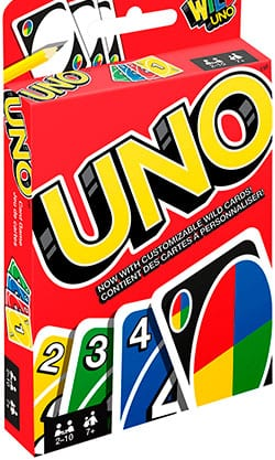 UNO: Family card game – no Internet required family gifts