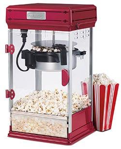 Enjoy theatre-style popcorn at home
