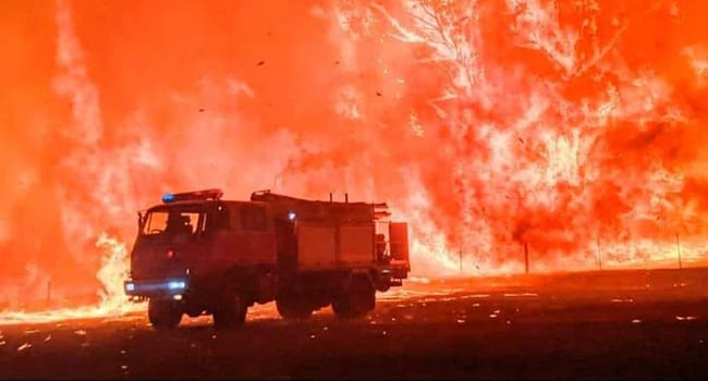 Growing number of firefighters fighting fewer fires