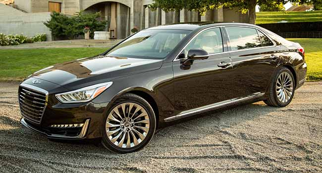 Genesis G90: true luxury and a pleasure to drive