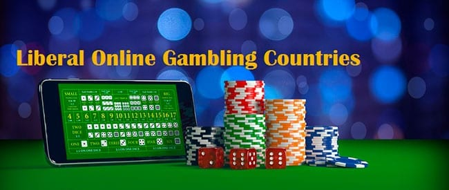 Countries with Most Liberal Online Gambling Laws | Troy Media