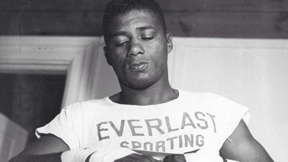Floyd Patterson: the boxer who came back