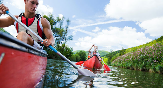 Top Kayaking Destinations in Canada