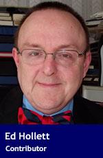 Ed Hollett