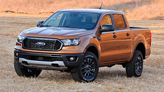 Ford Ranger returns to fill pickup gap
