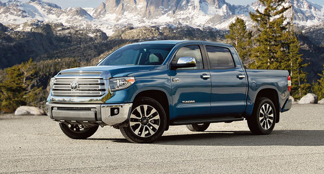 Toyota Tundra offers muscles and manners
